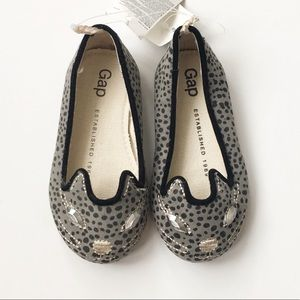 NWT BabyGap Kitty Shoes